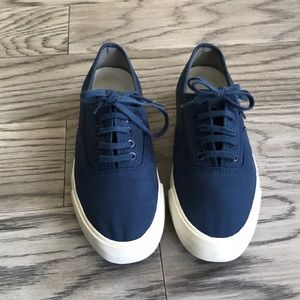 🌤🌞 J.Crew Seavees sneakers size 8